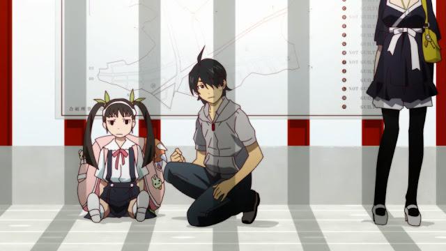Bakemonogatari Anime