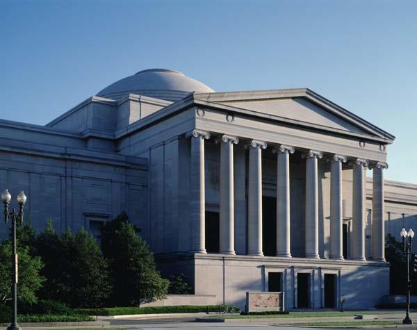 Conhecer o National Gallery of Art em Washington