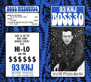 KHJ Boss 30 No. 137 - Frank Terry