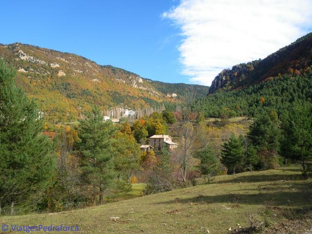 Malanyeu, Alt Berguedà, excursions a peu per Catalunya, senderisme