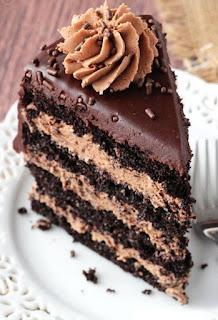 Receta : Pastel de chocolate delicioso