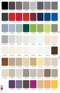 HPL motif solid warna