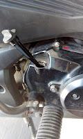cara tukar minyak perlincir motor