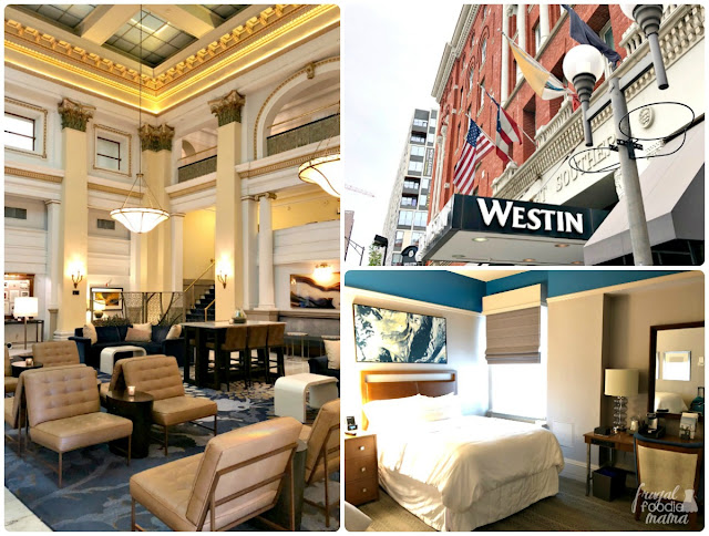 Looking for the perfect spot to call home base during your brewery adventures in Columbus? You cannot go wrong by booking a room at the swanky Westin, a historic boutique hotel conveniently located in downtown Columbus, Ohio!