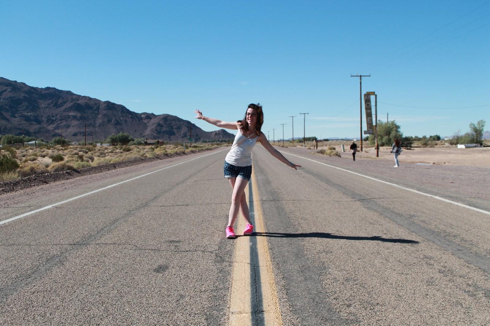 USA états unis amérique vacance transat roadtrip ouest américain road 66 route