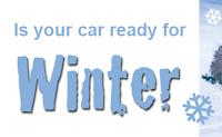 Is your car ready for Winter, snowflake, snow