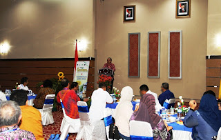 Kota Mataram Kedatangan Tamu 30 Provinsi