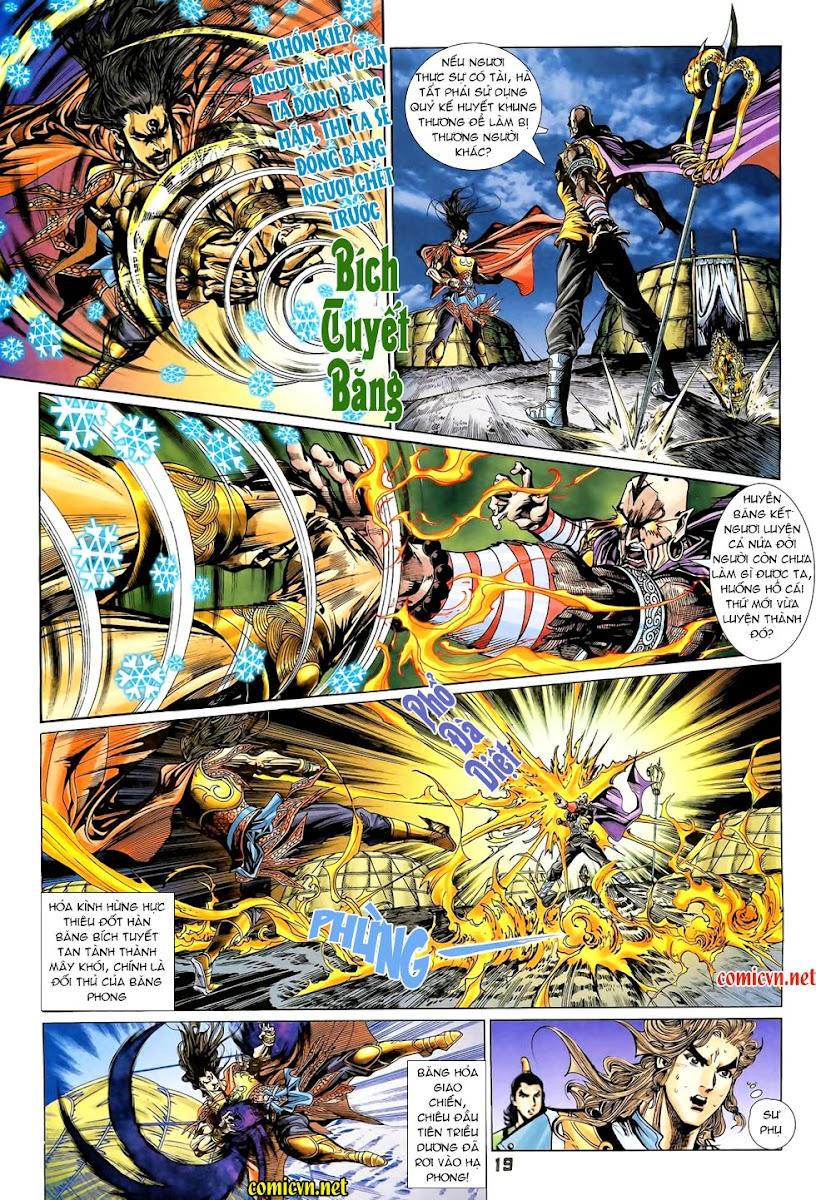 Đại Đường Uy Long chapter 92 trang 19