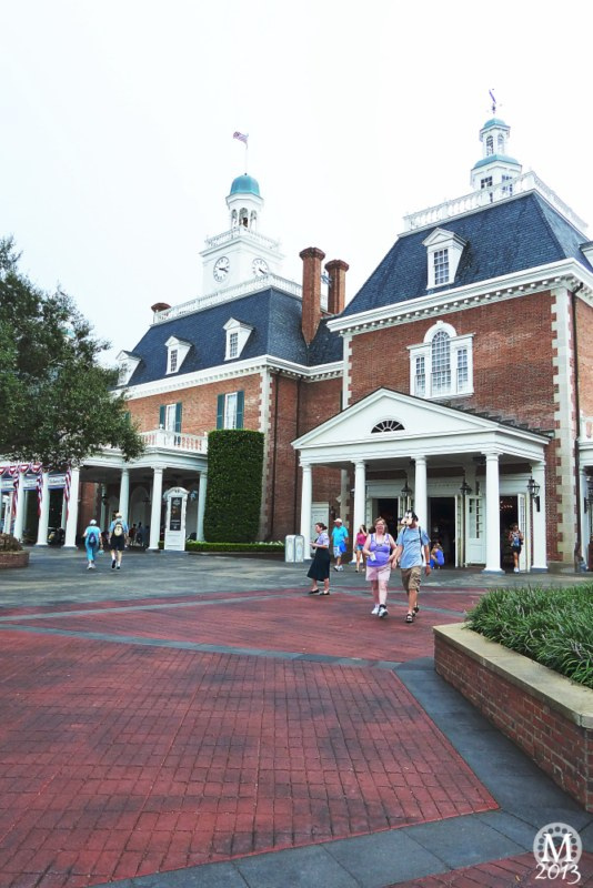 The American Adventure – Epcot World Showcase | Back To The Magic 2013