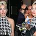 FOTOS HQ Y VIDEO: Lady Gaga saliendo de estudio de grabación en New York - 26/05/18