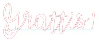 Silhouette Studio - redigera text