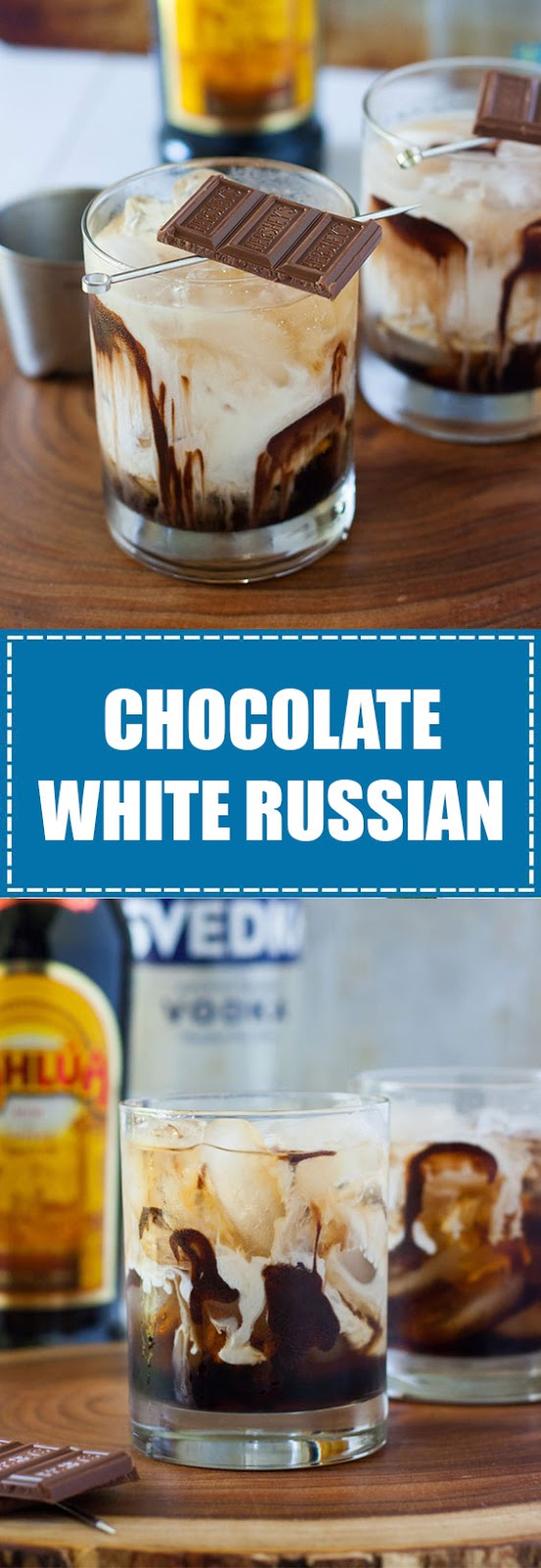 Chocolate White Rusian