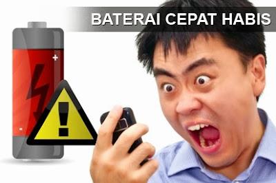 Cara Ampuh Menghemat Batrei Smartphone Android Dengan Battery Time