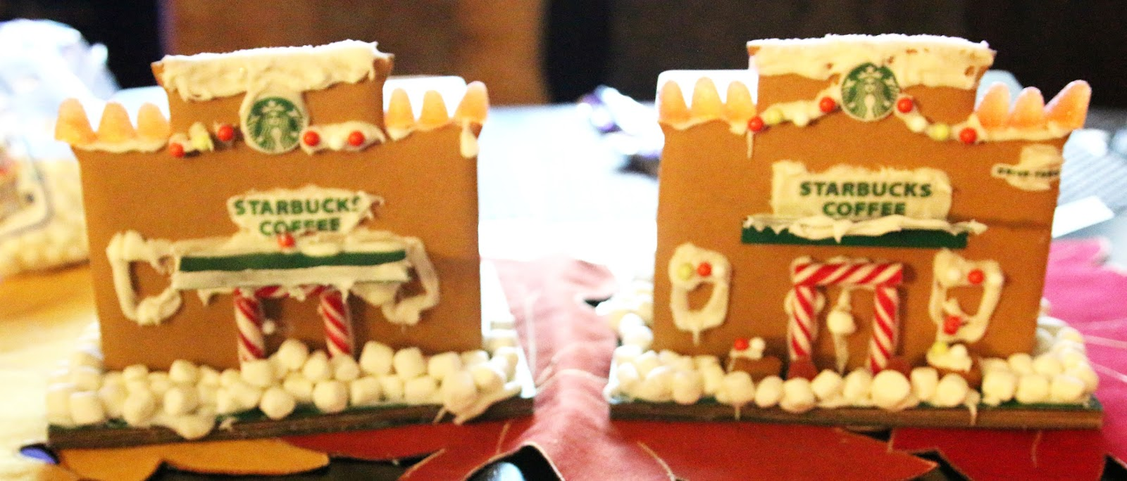 Gingerbread Starbucks {25 Days of Christmas Day 3} - Katie Snyder