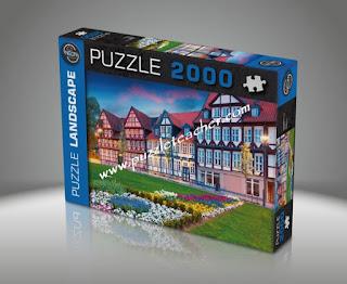 2000 parça a101 puzzle