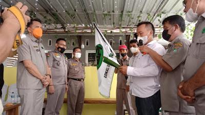 """Muslok Ke-5 RAPI Lokal 300402, """"Salam 51.55, Rukun di Udara, Akrab di Darat, Iman di Hati"""""""