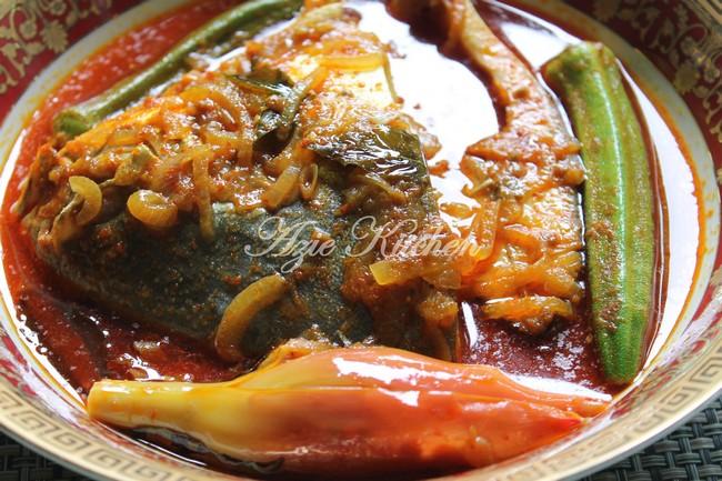resepi ikan bawal emas resepi bergambar Resepi Ikan Bawal Emas Bakar Enak dan Mudah