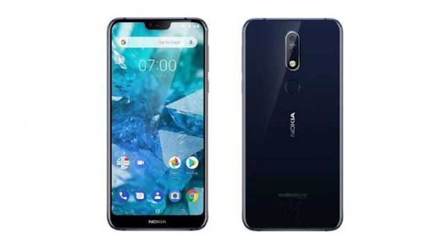 Nokia 7.1 (2018) Features, Specification & Price