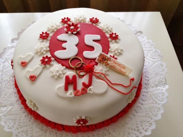 35 jaar getrouwd taart Populair Afbeelding 35 Jaar Getrouwd #MG37 – Aboriginaltourismontario 35 jaar getrouwd taart