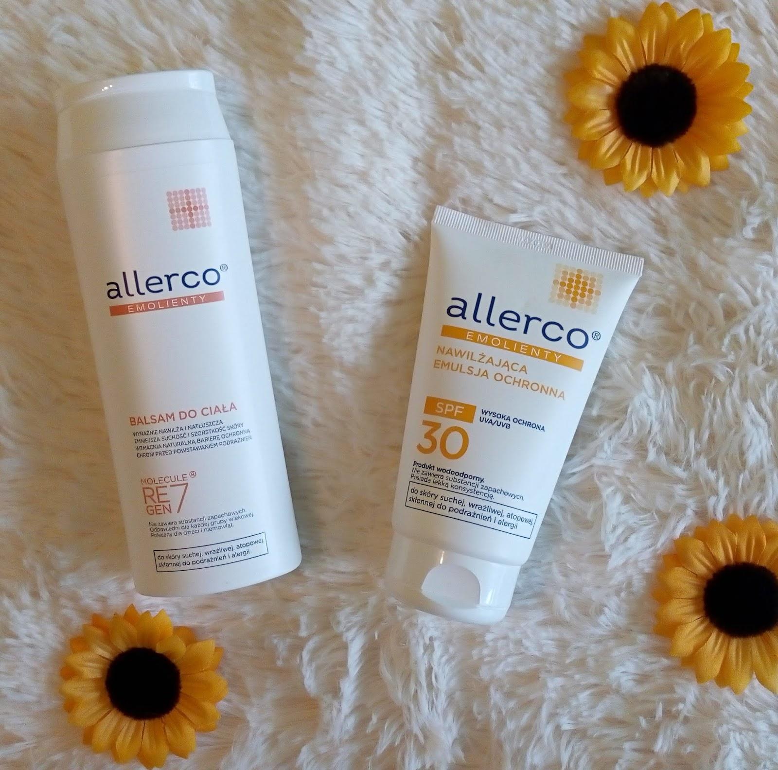 Kosmetyki dla dzieci i dorosłych - Allerco