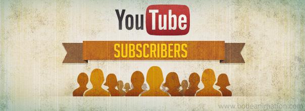Youtube abone sayınızı artırmak, videolarınızın daha üst sıralara çıkmasına yardımcı olabilir.