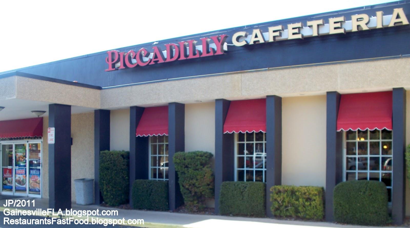 Piccadilly Restaurant Gainesville Fl