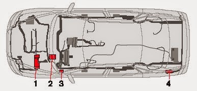 Wiring Diagrams and Free Manual Ebooks: 2005 Volvo S80 Led