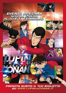 Siêu Trộm Lupin Đọ Trí Thám Tử Conan
