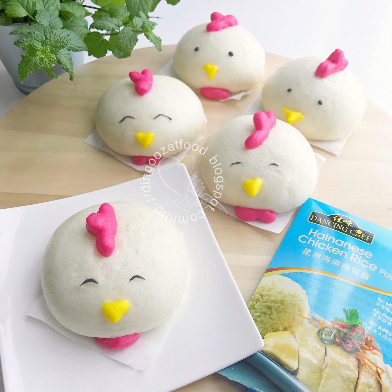 how to make chicken bun