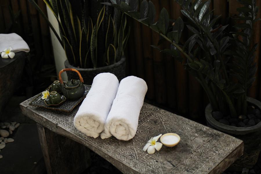 handtuch bali wellness