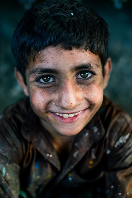 portraits people photo from pakistan a young boy