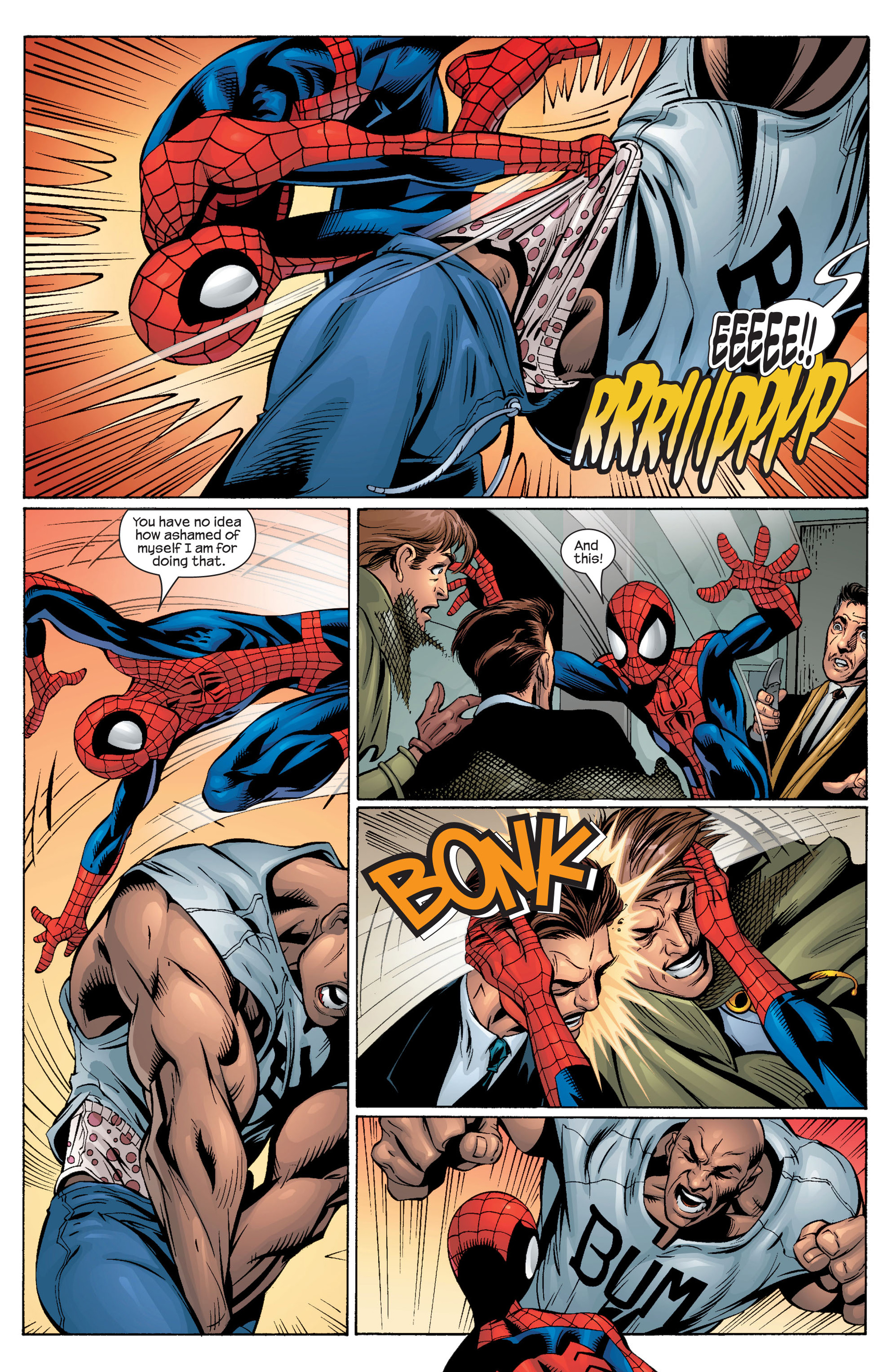 Read online Ultimate Spider-Man (2000) comic -  Issue #49 - 14