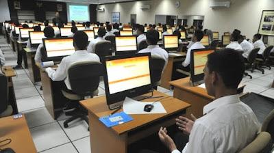 Tiga ribu komputer disiapkan untuk seleksi CPNS  Jawa Timur Siapkan Tiga Ribu Komputer untuk Seleksi CPNS 2018