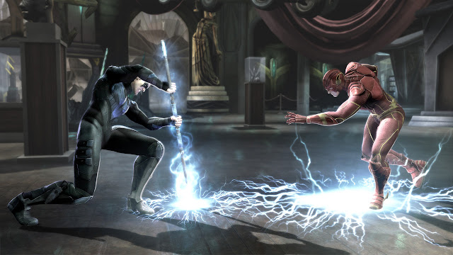 Injustice Gods Among Us Free Download
