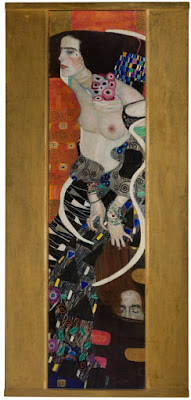 Venetian Cat Bauer - The Venice Blog: Klimt\'s Judith II (Salomè ...