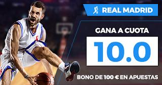 Paston Megacuota Liga Endesa: Valencia Basket vs Real Madrid 15 octubre