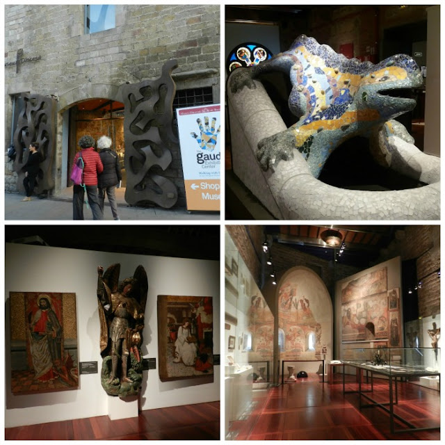Gaudì Exhibition, Barcelona