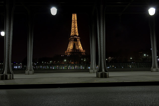 view from Bir-Hakeim Bridge
