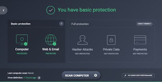 Updated Antivirus For Windows PC & Mac Operating System
