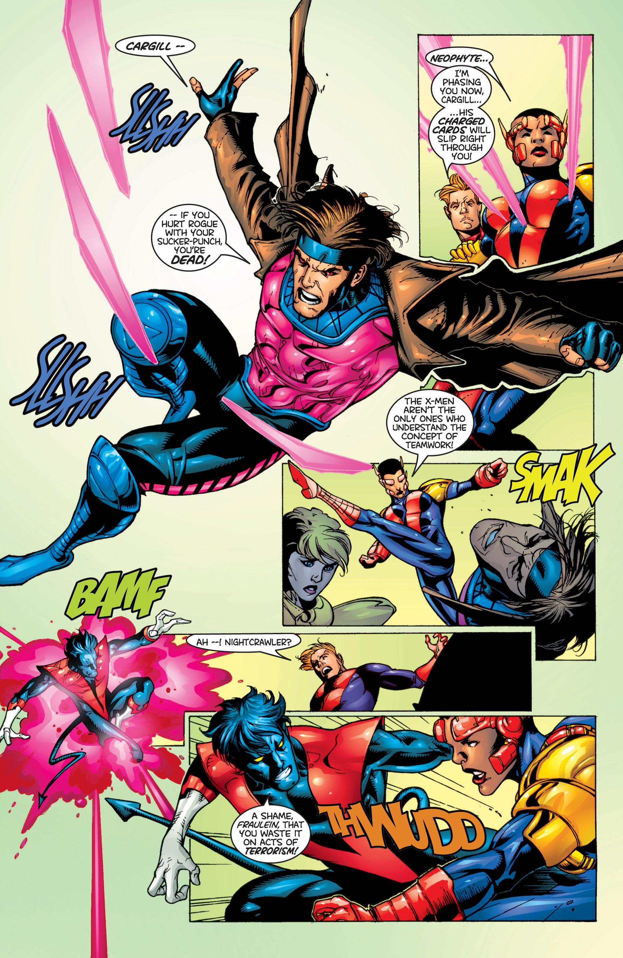 Read online Uncanny X-Men (1963) comic -  Issue #366 - 10