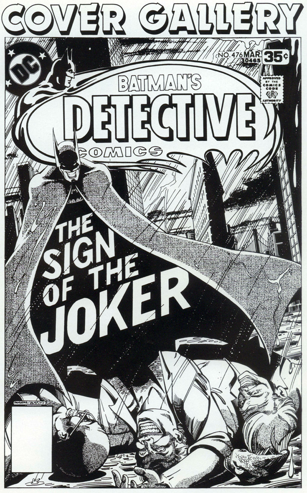 Read online Shadow of the Batman comic -  Issue #4 - 44