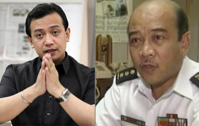 Retired navy capatin calls Trillanes a dishonest, highly-paid mercenary Comm