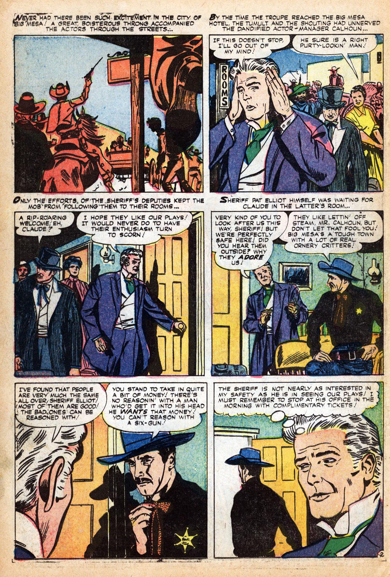 Read online Two-Gun Kid comic -  Issue #39 - 21
