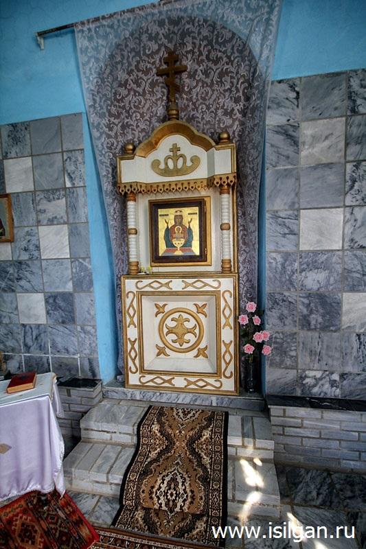 Часовня в честь иконы «Неупиваемая чаша». Город Верхний Уфалей. Челябинская область