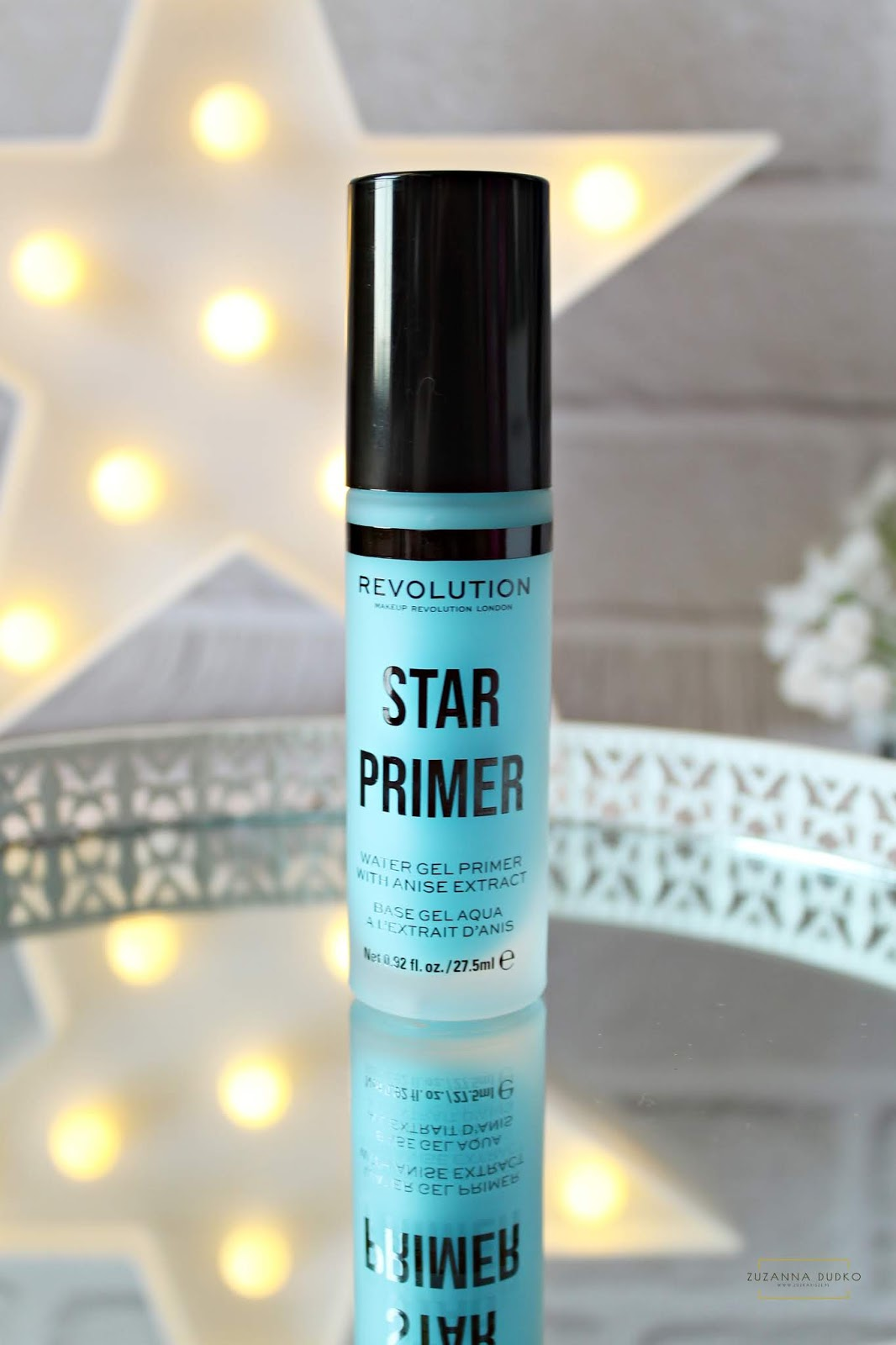baza pod makijaż Makeup Revolution Star Primer