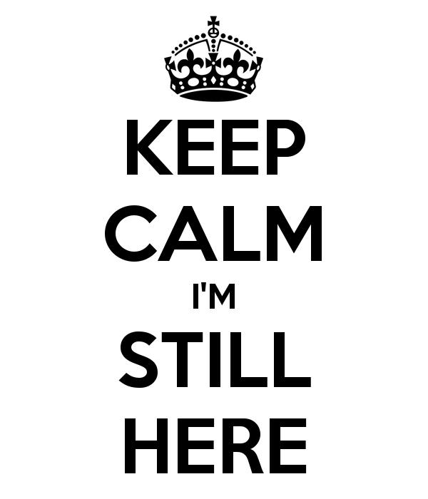 Im Still Here