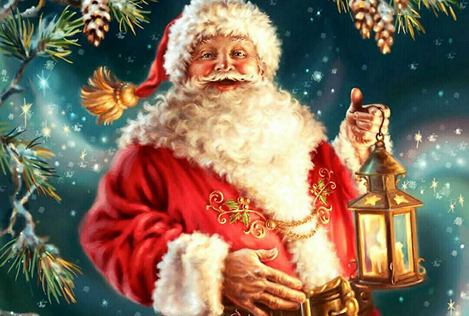 Wallpaper Full Hd Santa Claus 2019 Biz Wallpaper