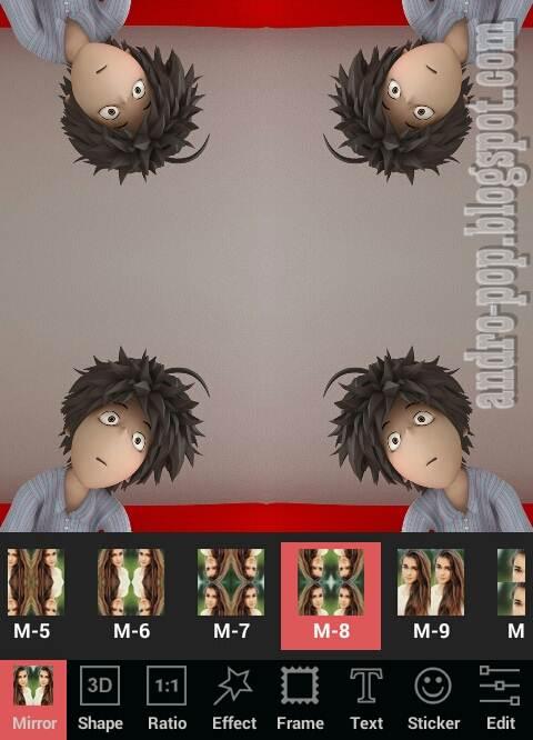 Cara Membuat Foto Kembar di Android Dengan Aplikasi