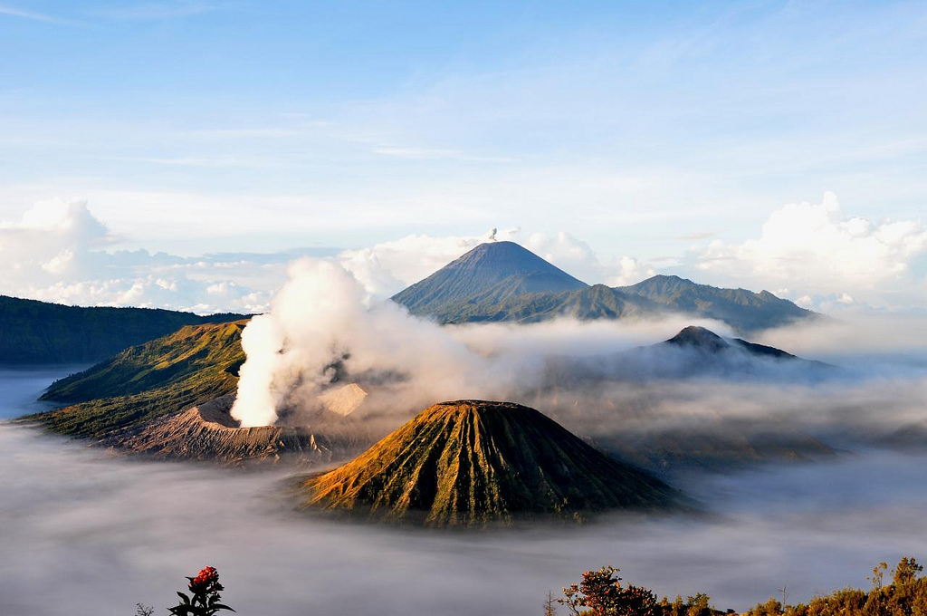 Let S Join Mount Bromo East Java Let S Join Indonesia