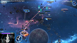 Galaxy Reavers - Space RTS v1.0.0 Apk